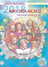 CARTA PASTORAL 2018 - ANO DO LAICATO - DOM TARCÍSIO SCARAMUSSA, SDB