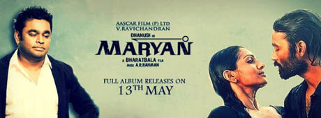 Mariyaan Telugu Movie Posters