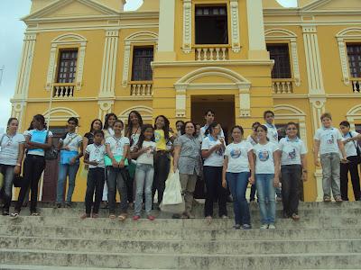 Formação missionária em Guarabira/PB