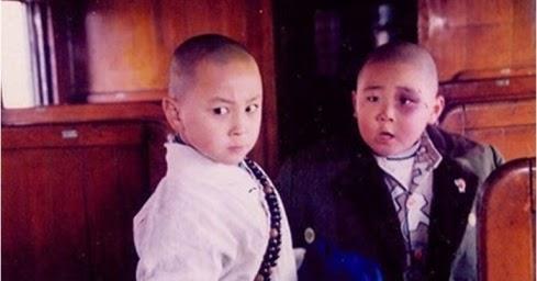 Pelakon Kungfu Shaolin Sudah Dewasa 7 Gambar