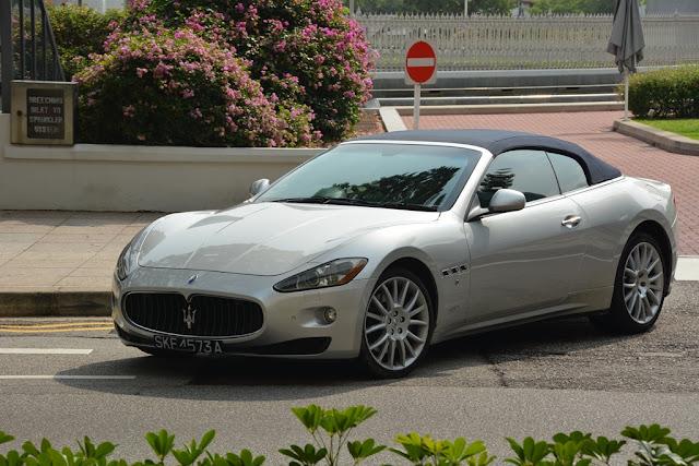 Singapore Maserati