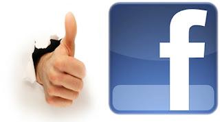 Curtir e Enviar do Facebook