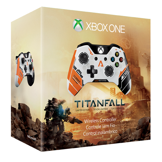 Xbox One : Controller Titanfall