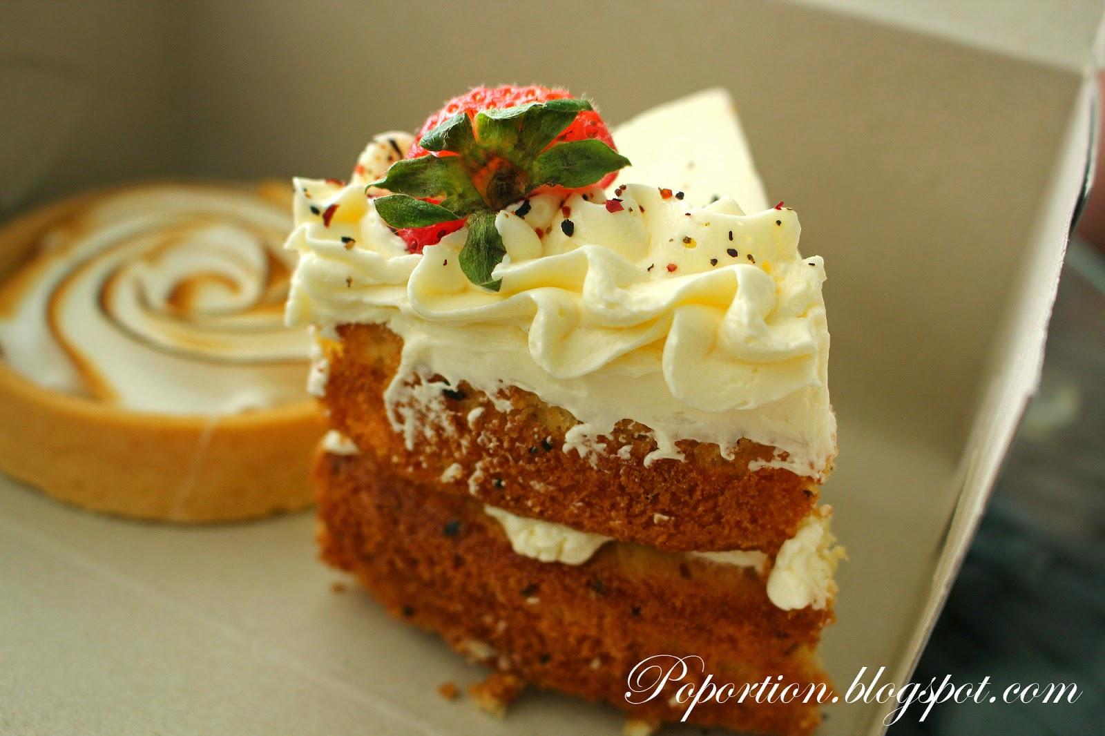 elderflower cake best cafe west singapore