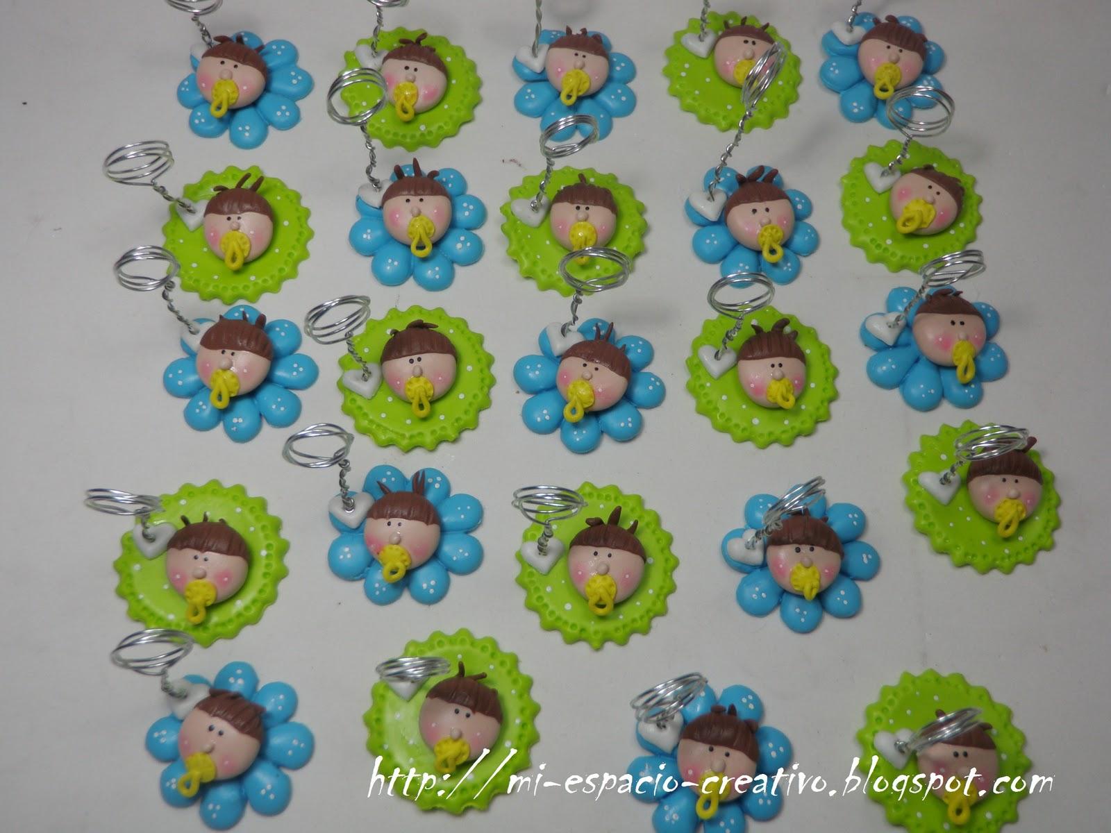 MEC Mi Espacio Creativo 140 Recuerdos Baby Shower Bebe con
