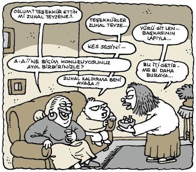 93 - Karikat�rler .. :)