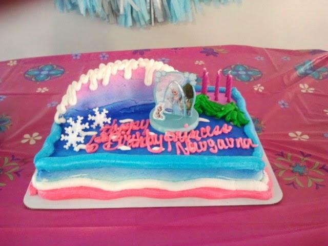 Posh Diva Parties Princess Frozen Theme Birthday Party