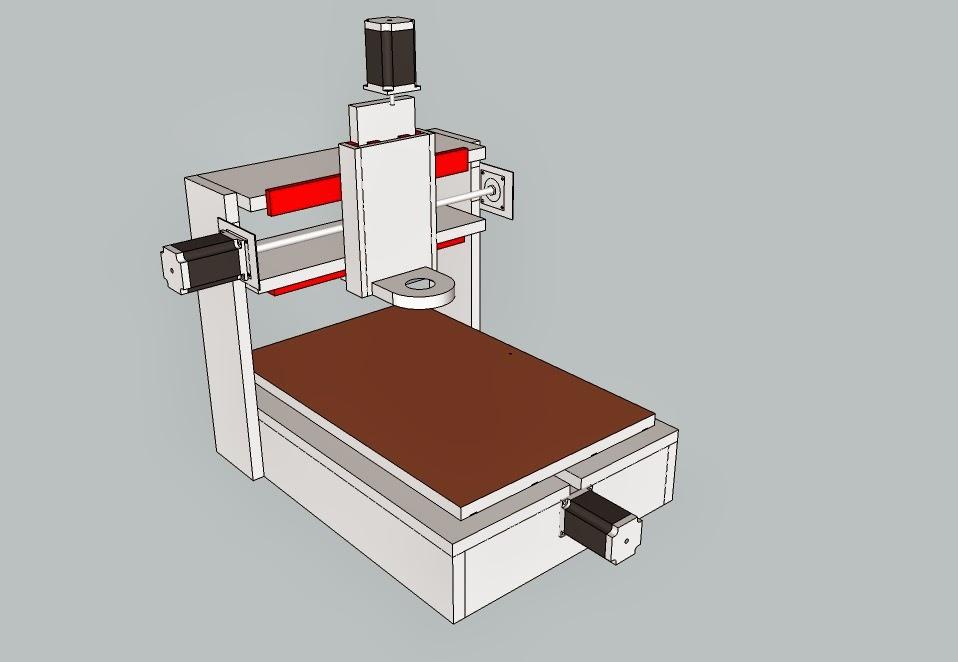 hmnrobots cnc maison. Black Bedroom Furniture Sets. Home Design Ideas