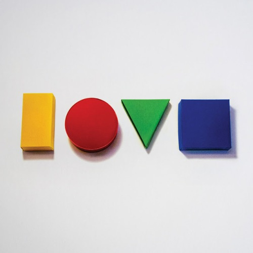 Jason Mraz Love is a four word