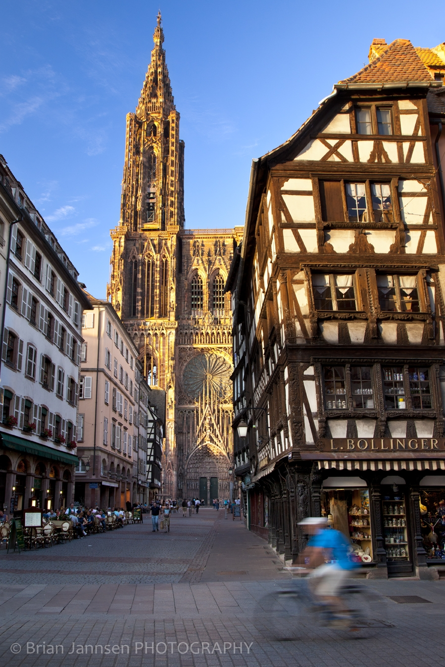Guided tour through the storybook villages of alsace france for Alsace carrelage strasbourg