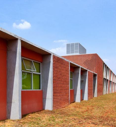 Majestic plumage schools are cool dps kindergarten school for Education design architects bangalore