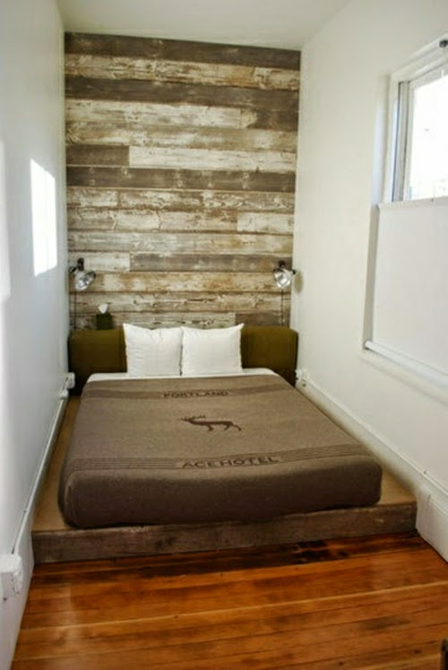 Decorate Small Bedrooms In Home Minimalist