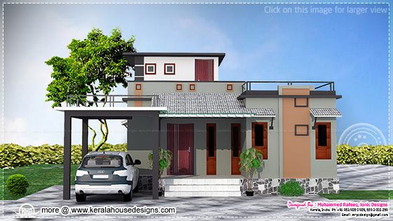 September 2013 kerala home design and floor plans for Budget home builders