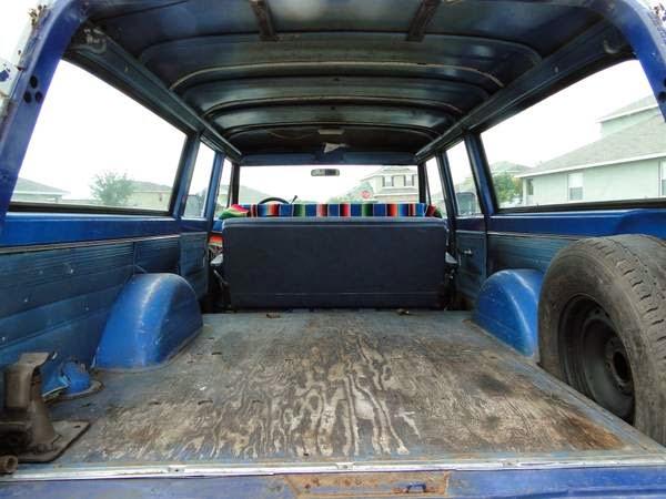 1972 Chevy Suburban 3-door Station Wagon | Auto Restorationice