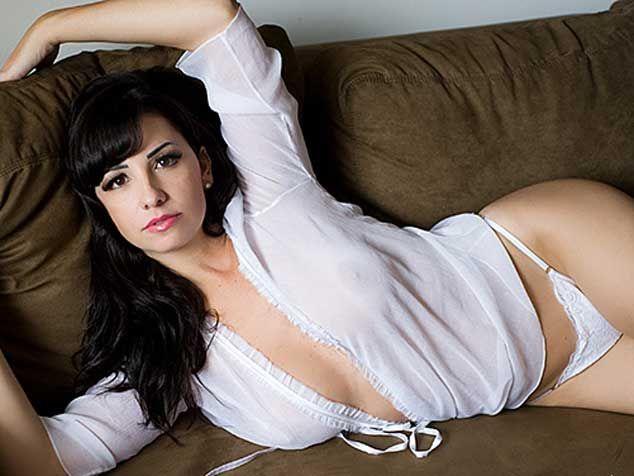nude Sabrina santos
