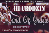 3 Urodziny Land Of Graphics
