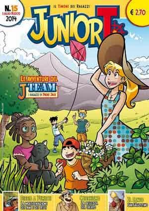 rivista per ragazzi JuniorT