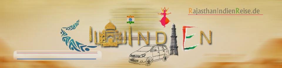 Indien Reise Rajasthan