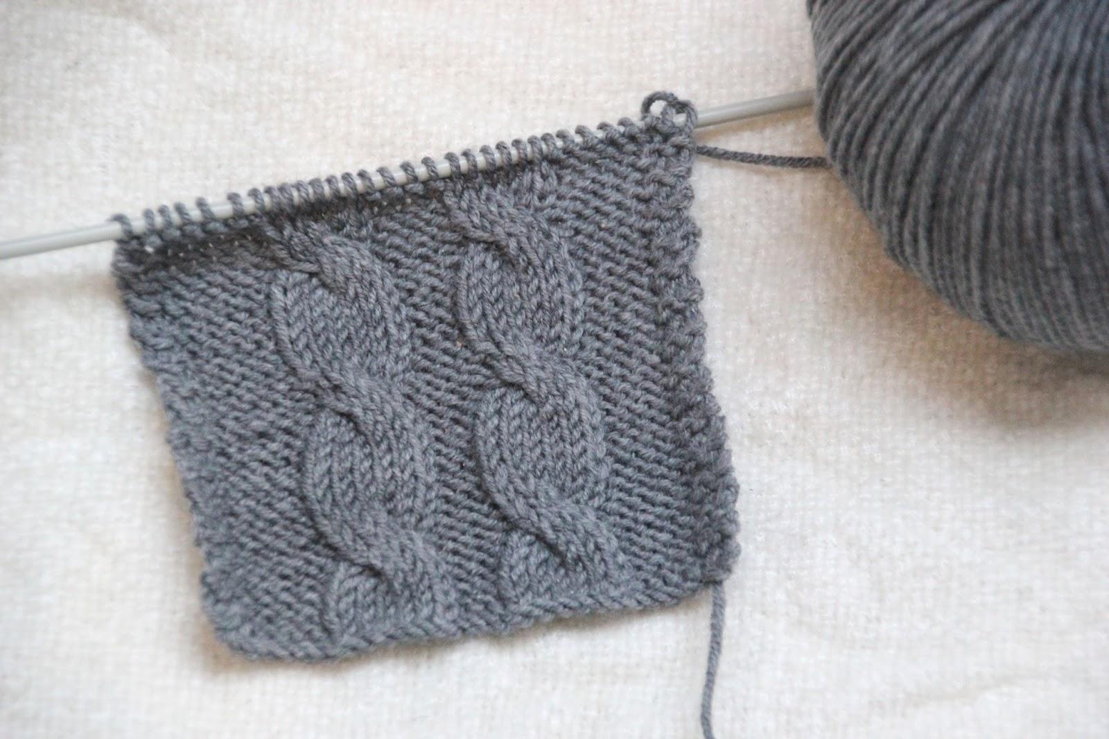 Curso aprender a tejer con dos agujas cap 8 punto de arroz - Como hacer punto de lana para principiantes ...