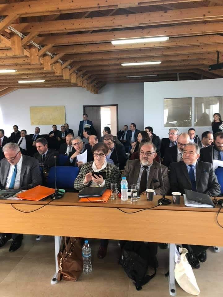 Συνεδρίαση Ολομέλειας Προέδρων Δικηγορικών Συλλόγων Ελλάδας