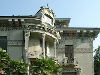 Вилла Бернаскони, Италия