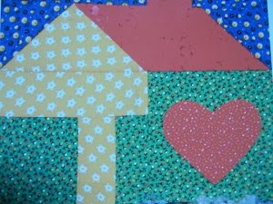 I SENT A CHICKEN AND A COW QUILT TO HELP A GREAT CAUSE