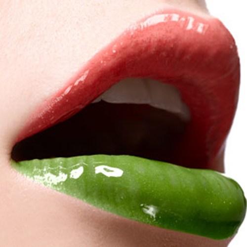 big lips image