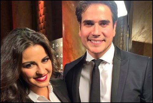 Maite Perroni Y Daniel Arenas Novios