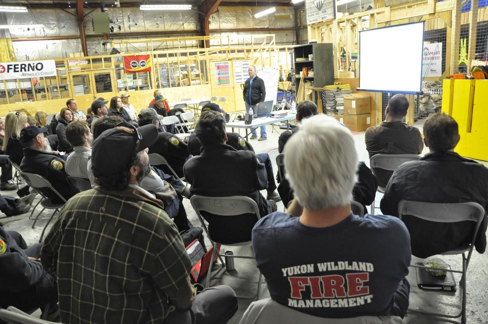 Yukon Wildland Fire Management