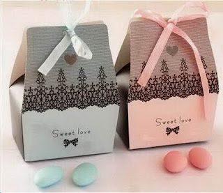 Latest door gift wedding