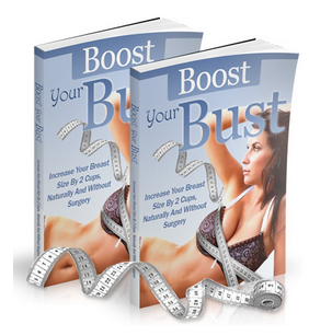 Increase Breast Size 1-3 Cups in 6 Months book