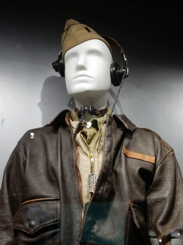 Unbroken Louis Zamperini Bombardier movie costume