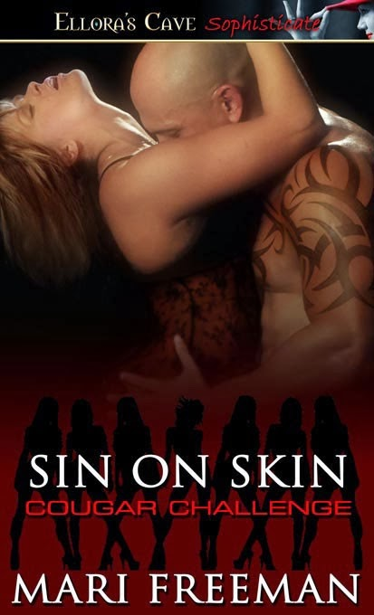 Sin on Skin by Mari Freeman