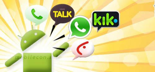 Aplikasi Chatting terbaik untuk android