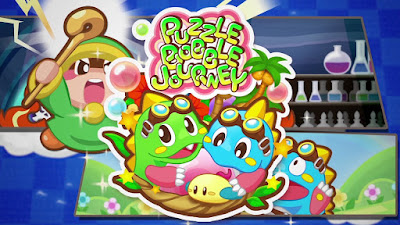 PUZZLE BOBBLE JOURNEY apk v1.0.0 Android (MG)