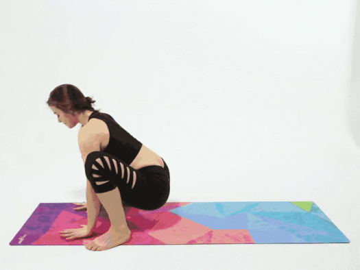 Yoga Moves for Better Life