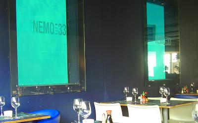 Nemo 33 - restaurante