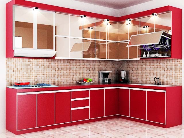 Lemari Dapur Kitchen Set