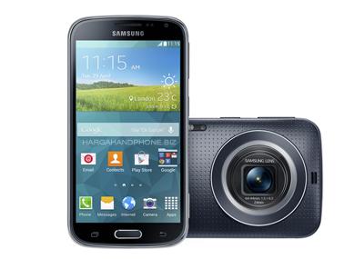 Gambar Spesifikasi Samsung Galaxy K Zoom dan Harga