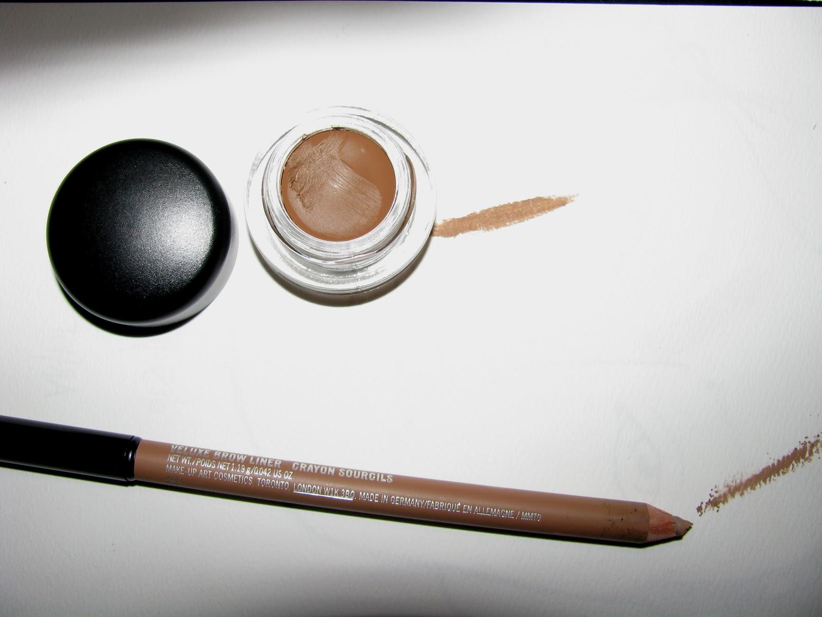 The Beauty Alchemist Mac Strawberry Blonde Eyebrow Pencil Dirty