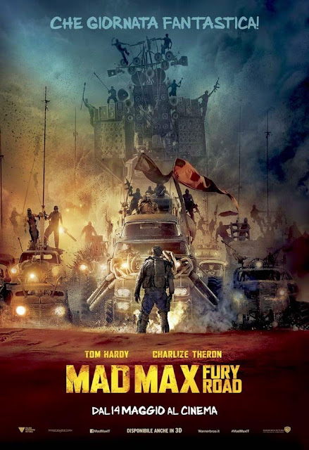 Mad Max Fury Road recensione senza spoiler