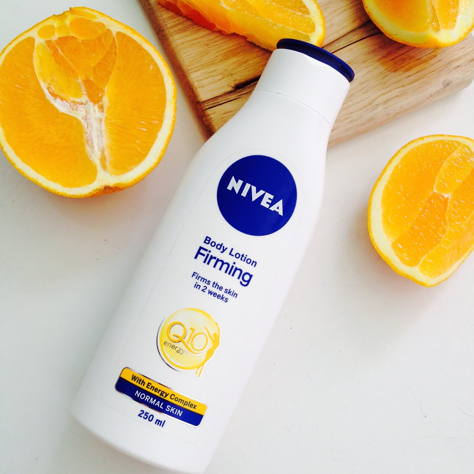 Nivea firming body lotion review