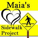 Maia's Sidewalk Project