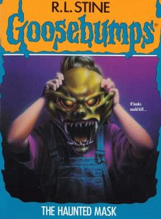 R.L. Stine - The Haunted Mask