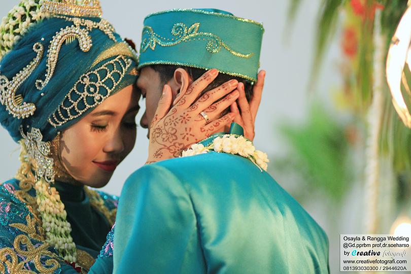rias pengantin solo muslim