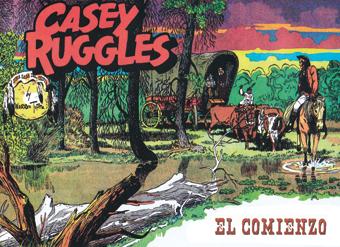 Casey Ruggles. El comienzo. de Tufts, edita Manuel de Caldas