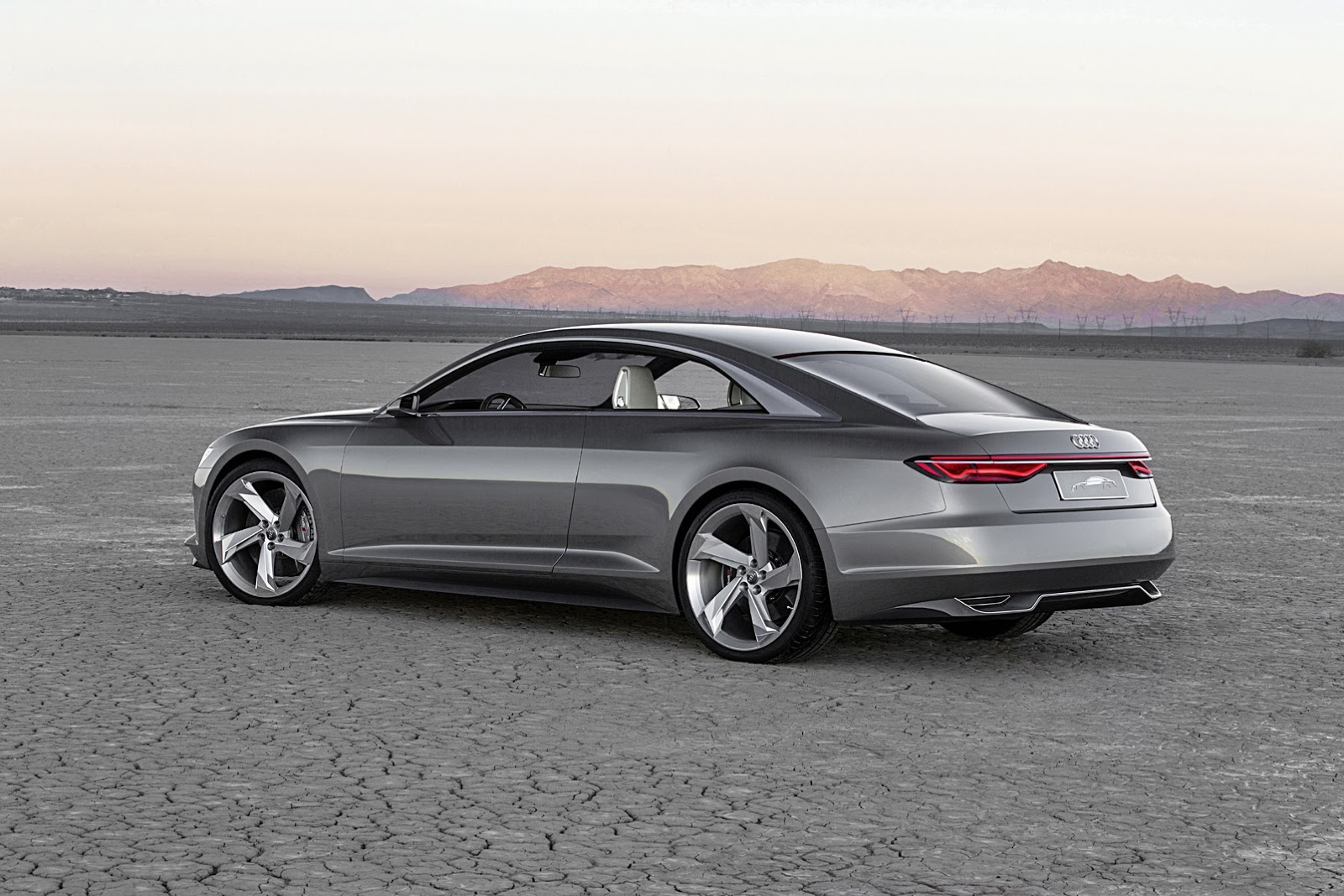 Automotivegeneral 2016 Audi Prologue Allroad Concept