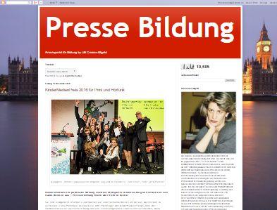 Presse Bildung