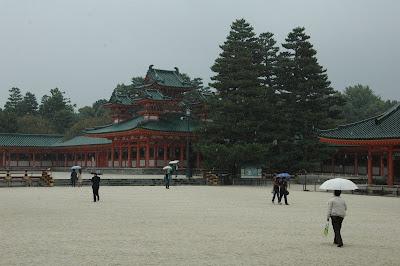 Heian Jingu Shrine, Kyoto