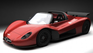 Ermini sports car